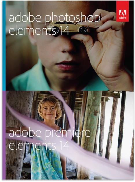 Adobe Photoshop et Premiere Elements passent en version 14 - Focus Numérique | video | Scoop.it