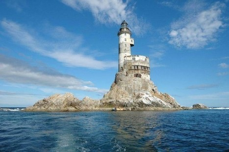 Abandoned Russian Polar Nuclear Lighthouses | English Russia | Abandoned Houses | Scoop.it