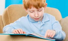 Consejos para ayudar a leer a un niño con autismo : Hasta la luna ida y vuelta | Mi PLE | Scoop.it