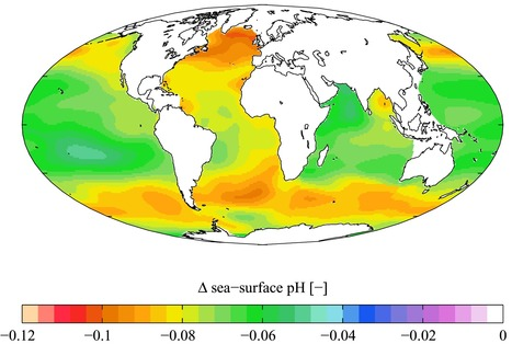 New insights into the impacts of #ocean #acidification | Messenger for mother Earth | Scoop.it