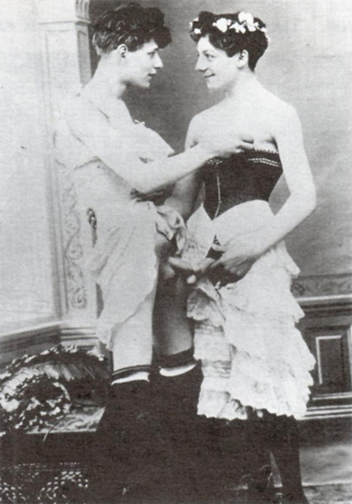 Victorian Drag   Sex History   Scoop.it