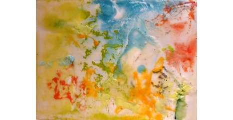 Ahavani Art Studio | Encaustic Paintings | Art Education-Visual Arts | Scoop.it