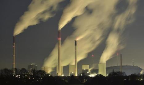 حلول ذكية لخفض انبعاثات ثاني أكسيد الكربون   منوعات   Scoop.it