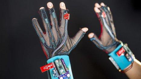 'SignAloud' Transliterates ASL to Speech #Arduino   Raspberry Pi   Scoop.it