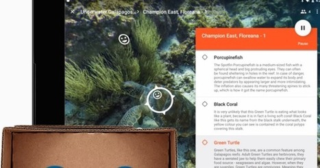 Free Technology for Teachers: Google Expeditions Will Soon Be Available to iPad Users | Create: 2.0 Tools... and ESL | Scoop.it