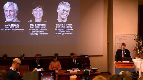 Brain's Inner GPS Wins 3 Scientists Nobel Medicine Prize   CareSwap_ALZHEIMER'S   Scoop.it