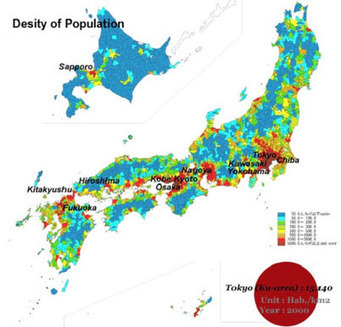 Towards Livable Communities in Japan? Population Decline and the Changing Context of Place-making :: JapanFocus | Australian Curriculum Geography | Scoop.it