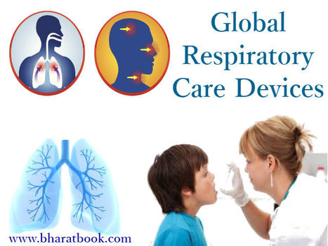 Respiratory Care Devices Global Market | Pharmaceuticals - Healthcare and Travel-tourism | Scoop.it