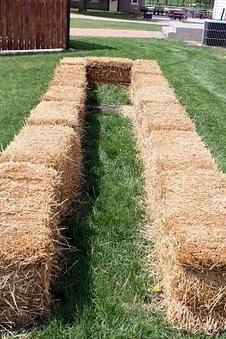 Straw Bale Gardening | Gardening ideas | Scoop.it