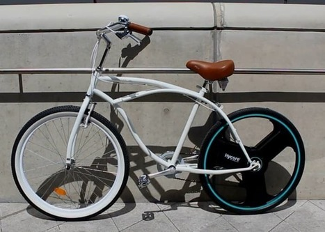 Centinel Wheel makes bikes into e-bikes | Creativity & Innovation  for success | Scoop.it