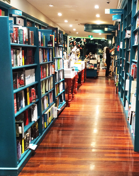 The Joy of Books isn't in Ownership | Mindful | Scoop.it