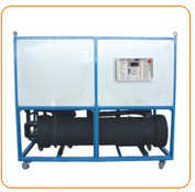 Water Cooled Chillers | The manufacturer and supplier -Freeze tech | Scoop.it