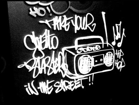 Sound graffiti | DESARTSONNANTS - CRÉATION SONORE ET ENVIRONNEMENT - ENVIRONMENTAL SOUND ART - PAYSAGES ET ECOLOGIE SONORE | Scoop.it