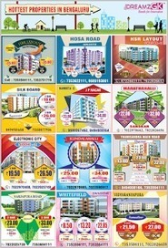 Dreamz Infra Flats at affordable prices in Bangalore | Any Complaints, reviews, Fraud about dreamz infra | Scoop.it