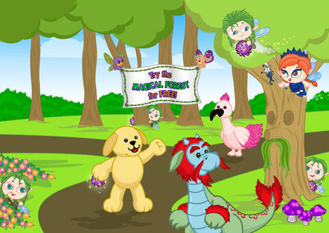 Welcome to Webkinz™ - a Ganz website | ed technology | Scoop.it