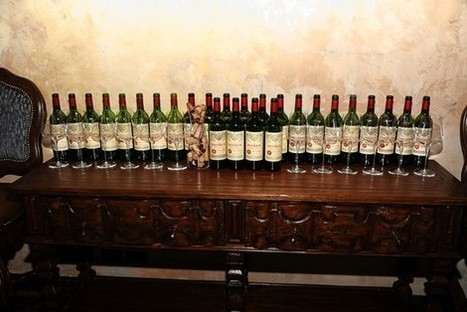 Is a Bottle of Pétrus Really Worth Thousands? | vin et société | Scoop.it