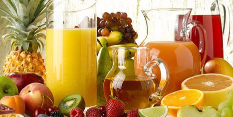Le jus de fruits poursuit sa montée en gamme | Arboriculture: quoi de neuf? | Scoop.it