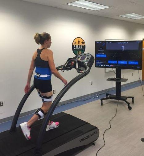 3-D Gait Analysis At George Mason University's Smart Lab - | Giving to Mason | Scoop.it