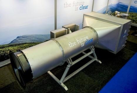 Pollution: des Néerlandais dévoilent un aspirateur à particules ultra-fines   Planete DDurable   Scoop.it