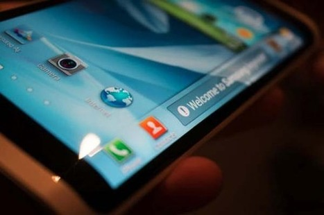 Samsung Youm - Flexible OLED Screen Smartphone | Hi-Techs | Ultimate Technology Info and Reviews | Technology | Scoop.it