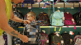 Back-to-school shopping: Parents say they'll spend less this year | It's Show Prep for Radio | Scoop.it