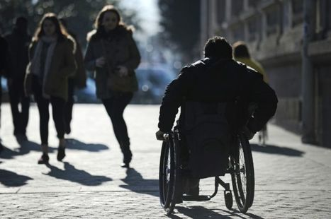 Handicap: l'insertion professionnelle toujours à la peine | Actualités Emploi et Formation - Trouvez votre formation sur www.nextformation.com | Scoop.it