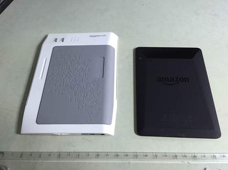 Kindle Original vs Kindle Voyage - Boing Boing | ebook | Scoop.it