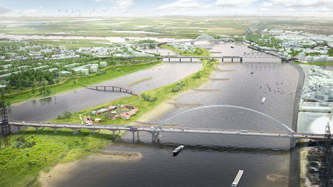 Room for the river Waal - Ruimte voor de Waal | Lorraine's Environmental Change &  Management | Scoop.it