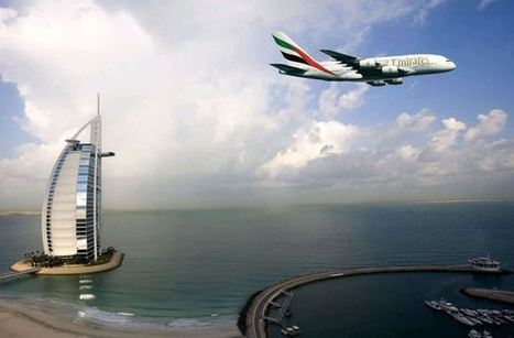Emirates: A380 Flights Coming for Houston and San Francisco | World Traveling | Scoop.it