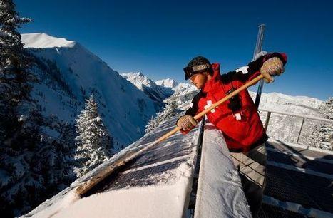 Stations de ski respectueuses de l'environnement   VertFocus ...   Improved life   Scoop.it