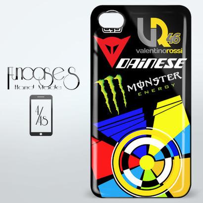 Valentino Rossi MotoGP Rider iPhone 4 or 4S Case Cover from Funcases | Sport Merchandise | Scoop.it