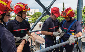 Dossier sur les jeunes sapeurs-pompiers (JSP) | L'economie solidaire d'utilite publique | Scoop.it