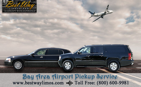 Bay Area Airport Pickup Service | Bay Area Limousine Services | Scoop.it