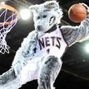 La mascotte de brooklyn rate son dunk - Aroundthesport   Around the sport   Scoop.it