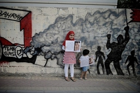 Bahrain Live Blog   Al Jazeera Blogs   Human Rights and the Will to be free   Scoop.it
