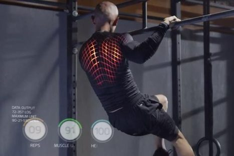 Personal Trainer Workout Gear Combines Fitness Tracking With Wearable Tech [Pics] | Sports Ethics: Jaronik, T. | Scoop.it