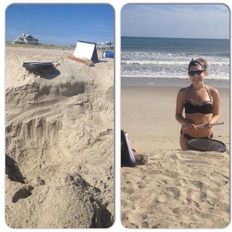 Twitter / JaimeDGraham: @DrumlineChops A beach trip ... | Drumline | Scoop.it