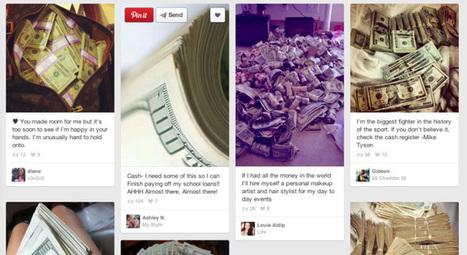 SV Angel Leads Pinterest's $5 Billion Round  | TechCrunch | Pinterest | Scoop.it