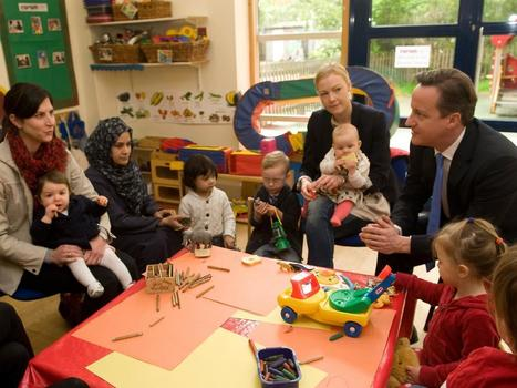 David Cameron plans to make parenting classes 'normal' | Children Families & Society | Scoop.it
