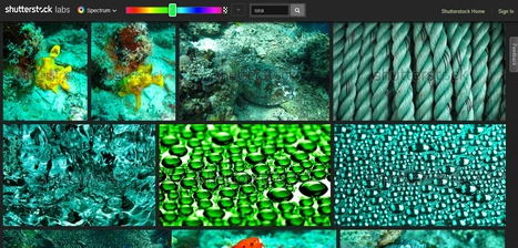 Search And Discover Images By Color With Spectrum | TechCrunch | Awesome ReScoops | Scoop.it