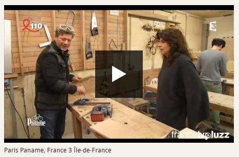 L'Établisienne dans Paris Paname sur France 3 Ile-de-France | Jisseo :: Imagineering & Making | Scoop.it