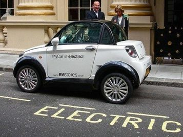 The electric car and the CO2 emission | Automotive Space | Automotive Space | Scoop.it