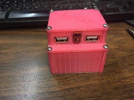 Super Lithium Power Cell | Raspberry Pi | Scoop.it