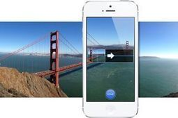 iPhone's panorama app gets praises from Apple co-founder - Times of India | iPhones and iThings | Scoop.it