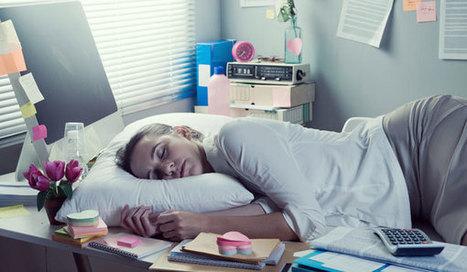 La sieste : plébiscitée par les salariés, tabou pour les employeurs - Mode(s) d'emploi   Accompagner la démarche portfolio   Scoop.it