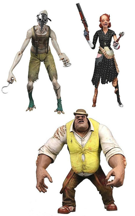 BioShock Action Figures: Rapture, Be Pure   All Geeks   Scoop.it