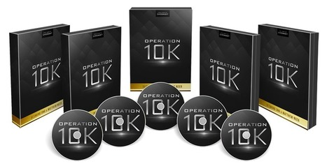 Operation 10k Review | Operation 10k by Desmond Ong & Matthew Neer REVIEW - Bonusbustersreview's diary | Affiliate Marketing Review | Scoop.it