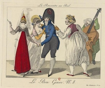 Les possibilités de rencontre d'un couple à Paris en 1828   GenealoNet   Scoop.it