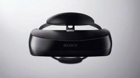 Sony's PS4 virtual reality headset unveiling expected at GDC in March | Games | Geek.com | izim-news | Scoop.it