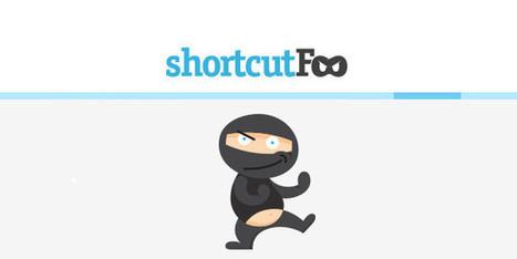 Apprenez à mieux maitriser Photoshop, Sketch et Vim avec Shortcut Foo | Au fil du Web | Scoop.it
